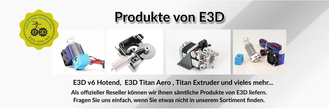 E3D Produkte