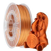 PrimaSelect - PLA Glossy Filament - 1.75mm - 750 g - Antique Copper