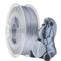 PrimaSelect - PLA Glossy Filament - 1.75mm - 750 g - Liquid Silver