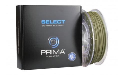 PrimaSelect - PLA Matt - Filament - 1.75mm - 750 g - Army Green