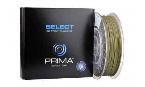 PrimaSelect - PLA Matt - Filament - 1.75mm - 750 g - Olive Grün
