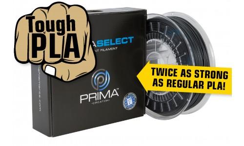 PrimaSELECT - PLA Tough - Filament - 1.75mm - 750g - Dunkelgrau