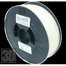 purefil of Switzerland - PLA Glow Filament - 1.75mm - Blau - 1000g