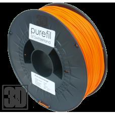 purefil of Switzerland - PLA Neon Filament - 1.75mm - Orange - 1000g