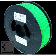 purefil of Switzerland - PLA Neon Filament - 1.75mm - Grün - 1000g