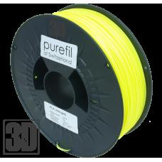 purefil of Switzerland - PLA Neon Filament - 1.75mm - Gelb - 1000g