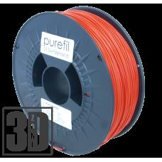 purefil of Switzerland - PLA Neon Filament - 1.75mm - Rot - 1000g