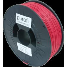 purefil of Switzerland - PLA Filament - 1.75mm - Himbeerrot - 1000g