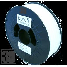 purefil of Switzerland - PETG Filament - 1.75mm - Weiss - 1000g