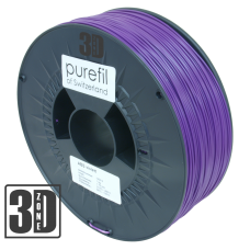 purefil of Switzerland - ABS Filament - 1.75mm - Violett - 1000g