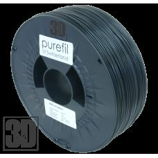 purefil of Switzerland - ABS Filament - 1.75mm - Schwarz - 1000g