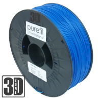 purefil of Switzerland - ABS Filament - 1.75mm - Blau - 1000g