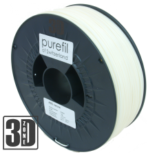purefil of Switzerland - ABS Filament - 1.75mm - Natur - 1000g