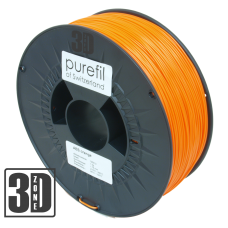 purefil of Switzerland - ABS Filament - 1.75mm - Orange - 1000g