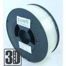 purefil of Switzerland - TPU Filament - 1.75mm - Transparent - 1000g