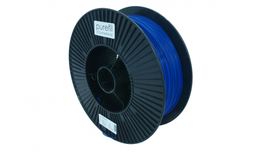 purefil of Switzerland - PLA Filament - 1.75mm - Blau - 2.5kg