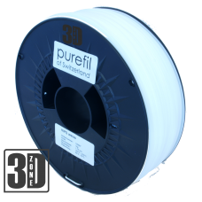 purefil of Switzerland - HIPS Filament - 1.75mm - Weiss - 1000g