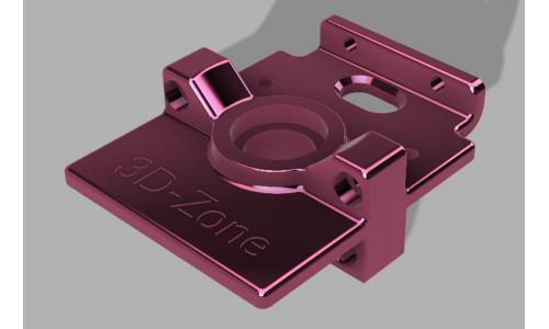 Biqu B1 - Extruder Cover für v6 Hotends by 3D-Zone
