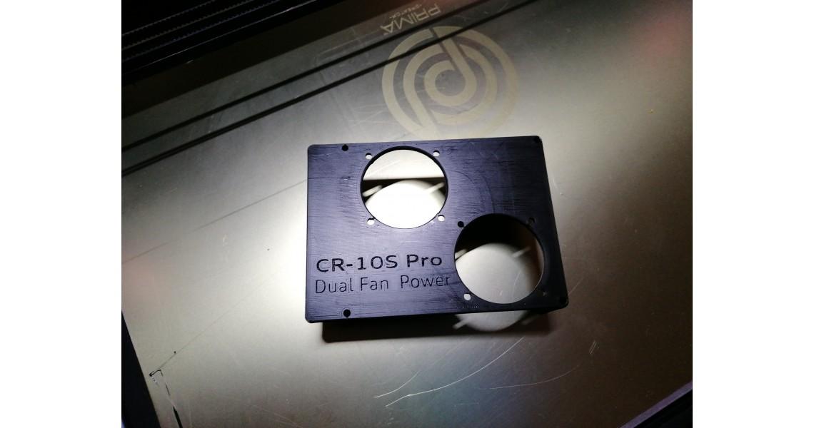 CR10S-Pro Dual Fan Mod