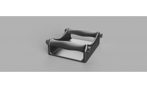 Filament Abrollsystem by 3D-Zone (Filamenthalter)