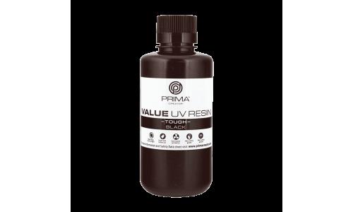 PrimaCreator - Value Tough UV Resin (ABS Like) - Schwarz - 500 ml
