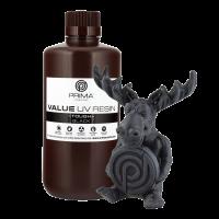 PrimaCreator - Value Tough UV Resin (ABS Like) - Schwarz - 1000 ml