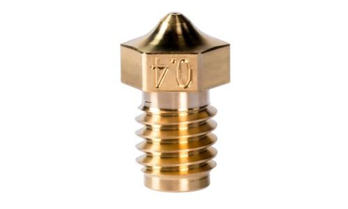Phaetus Düse - Messing - 0,4 mm - 1,75 mm - Dragon Hotend - M6 Gewinde