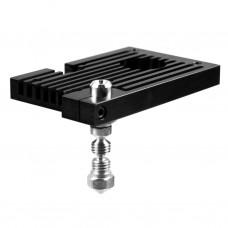 WANHAO Duplicator 6 Vollmetall-Hotend mit Kühlblock von MicroSwiss