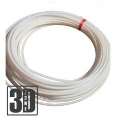 Hochwertiger PTFE Schlauch - Innen 2.0mm, Aussen 4.0mm - ab 10cm
