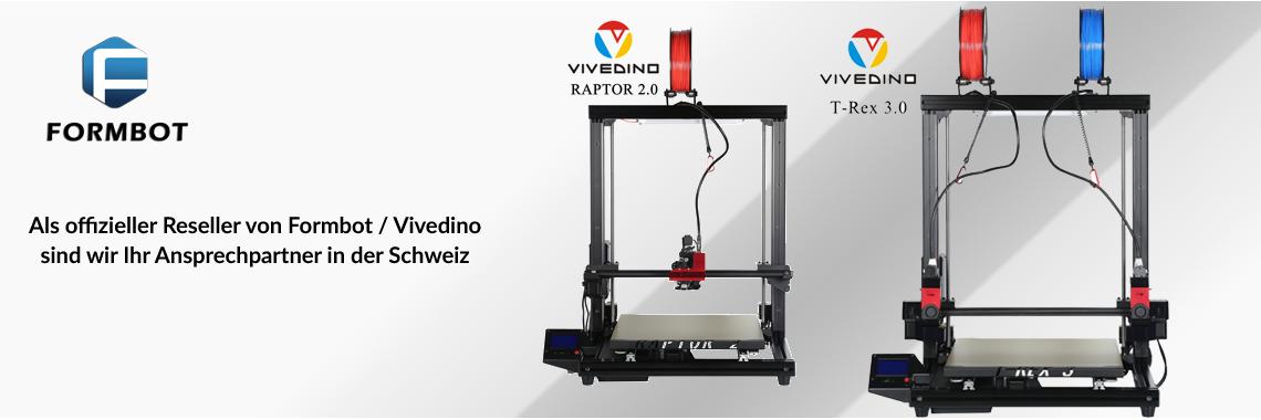 3D Drucker von Formbot